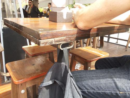 mesas accesorio herraje antirobo seguridad oficinas muebles