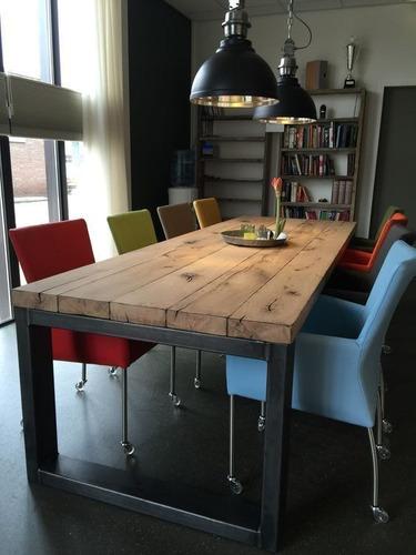 mesas, banquetas altas , fabricamos a pedido.