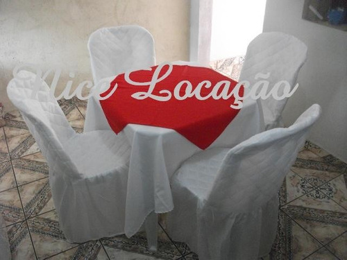 mesas cadeira aluguel