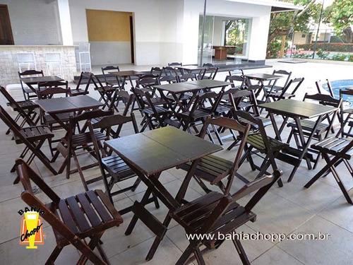mesas, cadeiras aluguel