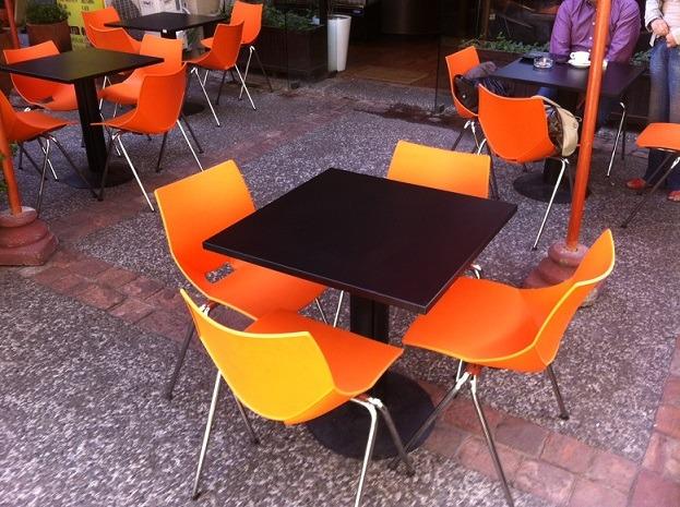 Mesas cafeterias sillas cafeteria restaurant casinos - Sillas para cafeterias ...