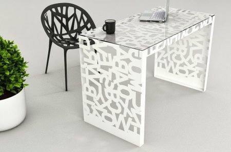 mesas caladas en chapa