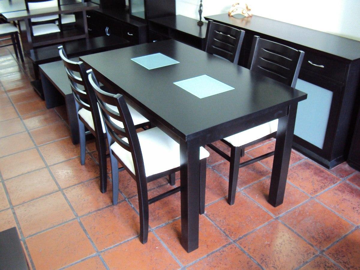 Mesas Comedor Madera Guatambu 110x70cm Extensible - $ 7.615,30 en ...