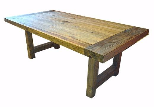 mesas comedor rsticas vintage sustentable atu medida pers