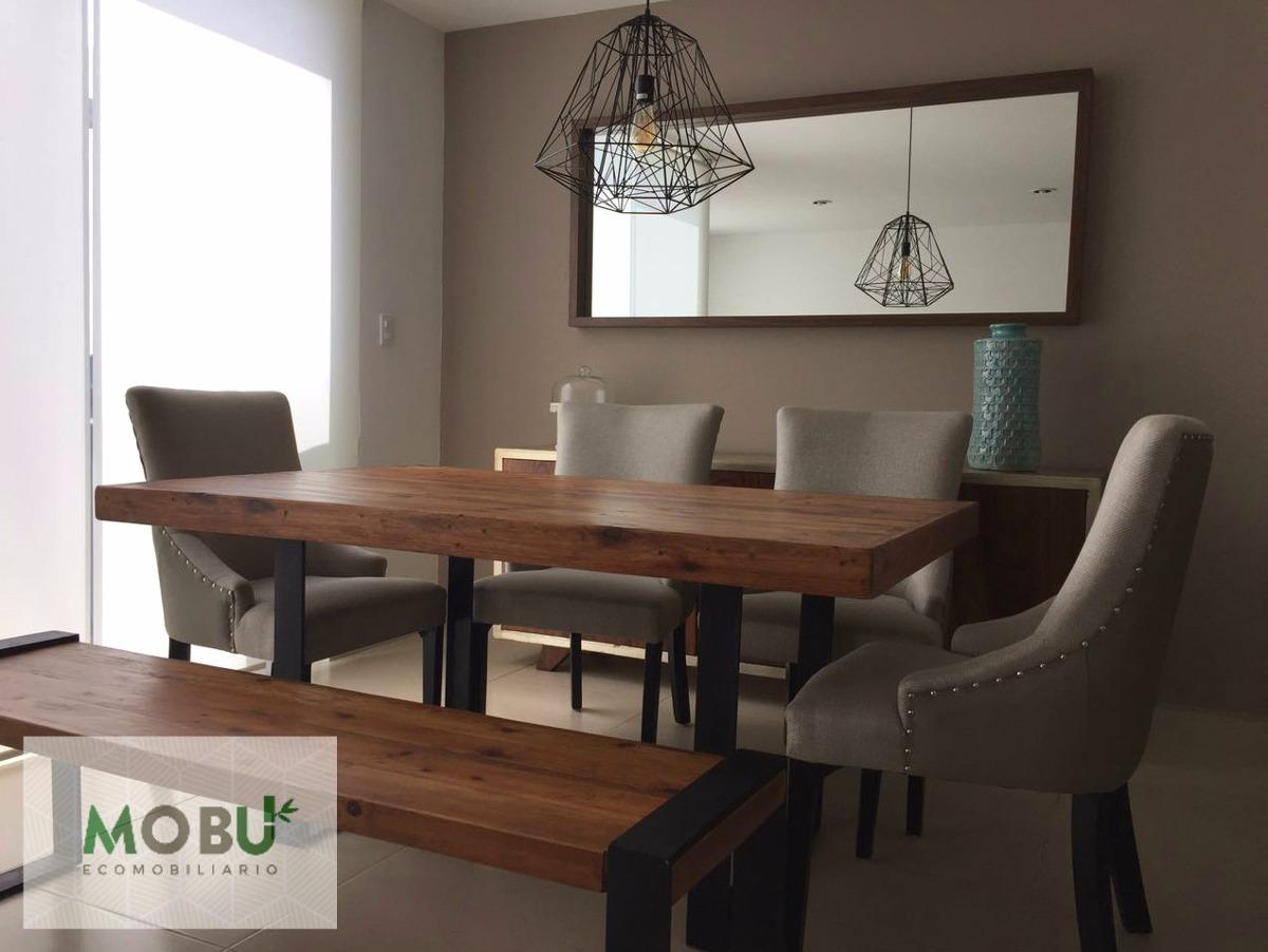 Mesas comedor r sticas vintage sustentable atu medida 6 for Banco para mesa de comedor