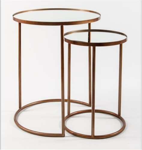 mesas complementarias set x 2 asia