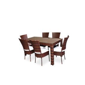 0b1a41a81 Mesas E Cadeiras Inox Com Fibra Sintetica - Cozinha no Mercado Livre Brasil