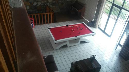 mesas de billar modernas