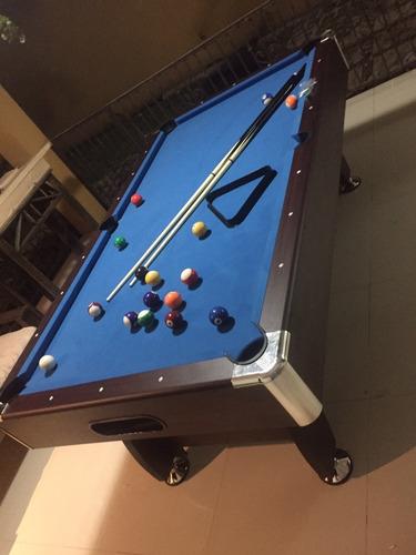 mesas de billar nueva importada pool oferta