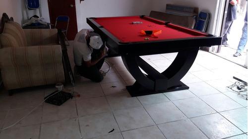 mesas de billar nuevas con accesorios fabricantes