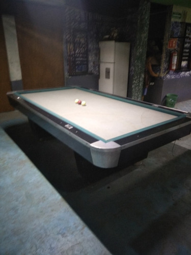 mesas de billar pool y carambola problefesionales