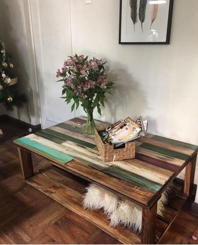 mesas de centro a pedido