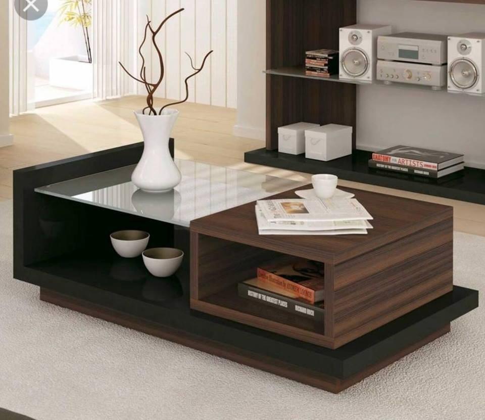 Mesas de centro de sala u s 149 00 en mercado libre - Merkamueble mesas de centro ...