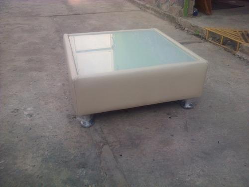 mesas de centro loreto camas puff cojines muebles mesas