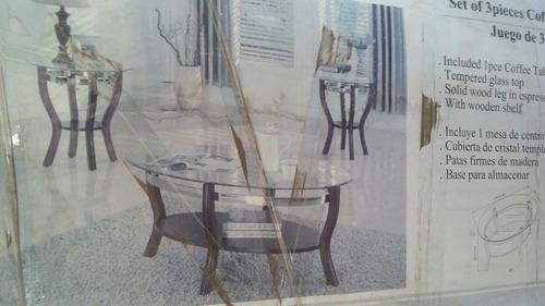 mesas de centro nuevas