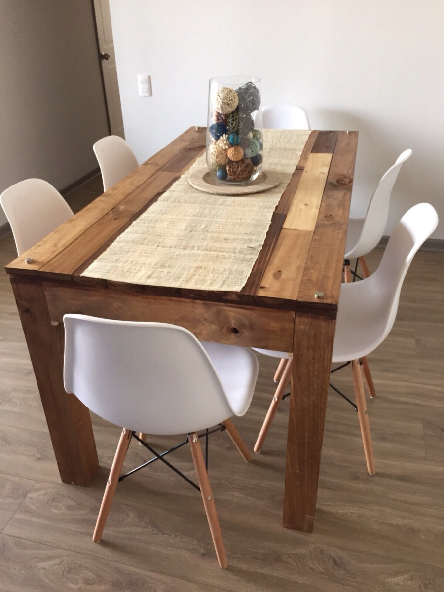 mesas de comedor en mercado libre