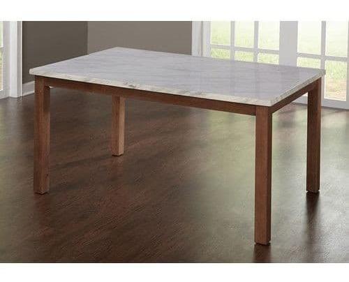 mesas de comedor de marmol