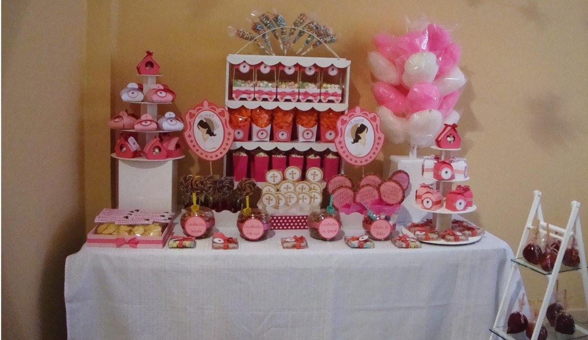 Mesas de dulces candy bar tematica original originales - Mesas originales ...