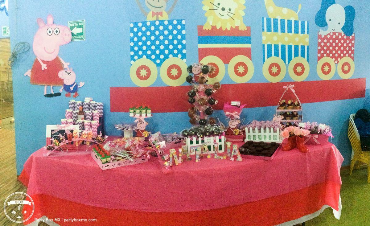Mesas de dulces postres y fuentes para eventos - Postres para mesa de dulces ...
