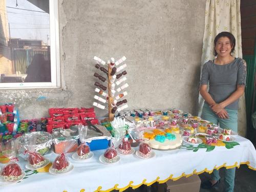 mesas de dulces, repostería y mas...