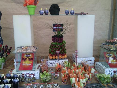 mesas de dulces tematicas