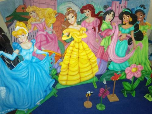 mesas de fantasía, figuras en mdf.