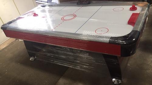 mesas de hockey de aire nuevas importadas