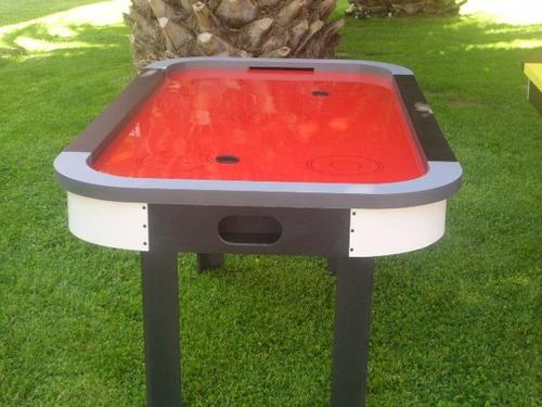 mesas de hockey  ¡¡¡ únicos fabricantes  en chile !!!