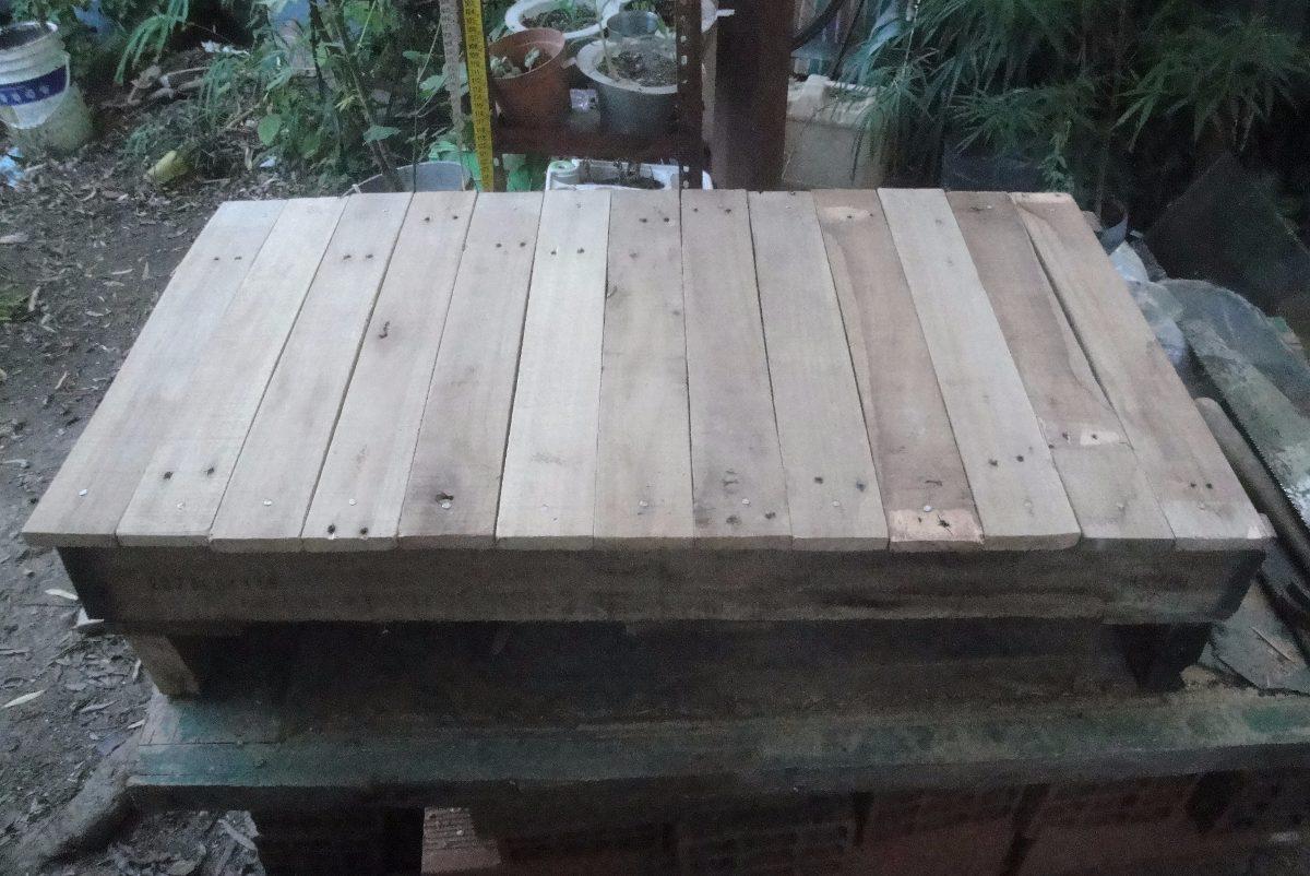 Reciclaje palets madera gallery of embapalet sl venta de los palets reciclados y nuevos - Reciclaje de palets de madera ...