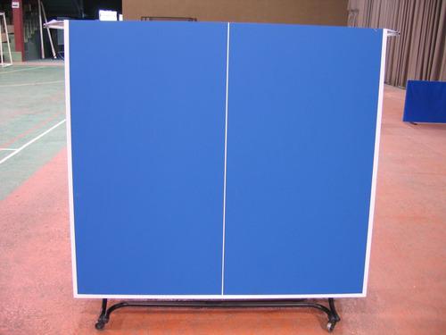 mesas de ping pong fabricadas por seleccionado ecuatoriano