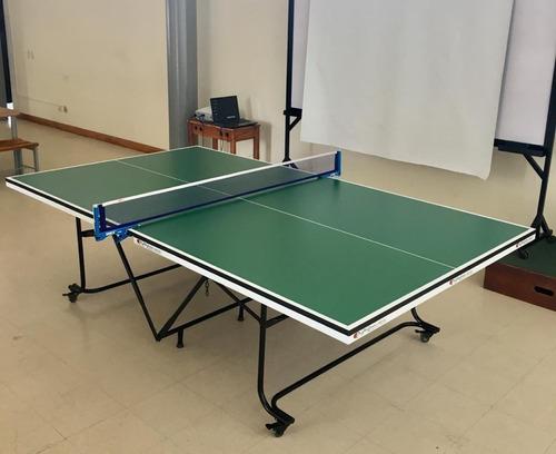 mesas de ping pong personalizadas, 38 años de experiencia