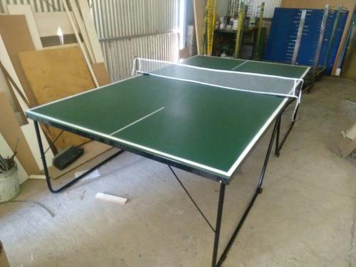 mesas de  ping pong profesional modelo yaku plegable