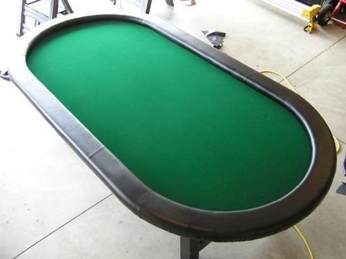 mesas de poker pegables construcción por encargue