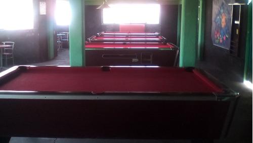 mesas de pool pizarra italiana trabajan con monedas o sin