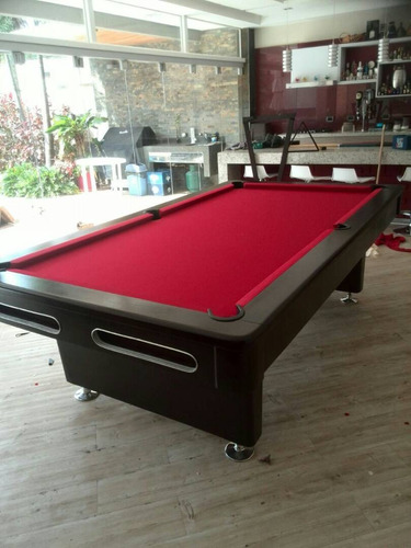 mesas de pool y billar medidas profesionales nuevas