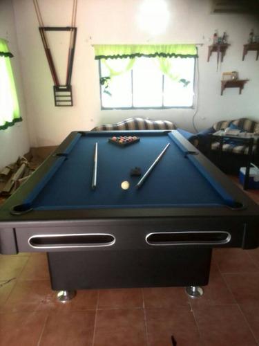 mesas de pool y billar profesionales nuevas