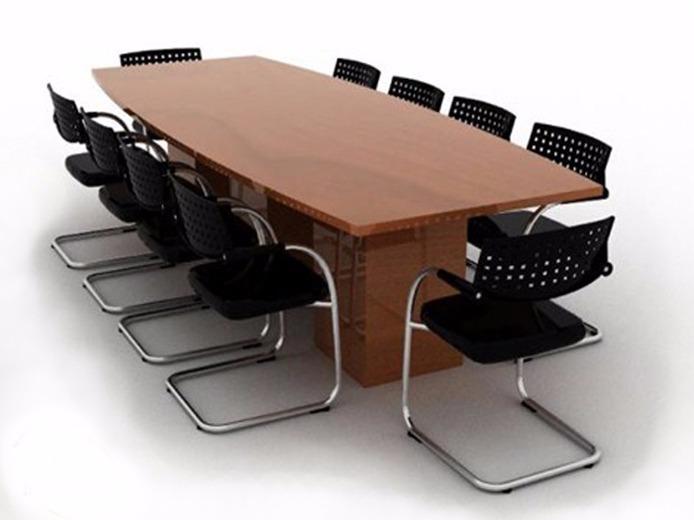 Mesas De Reuniones, Conferencias, Ejecutivas Para Oficina. - S/ 2,00 ...