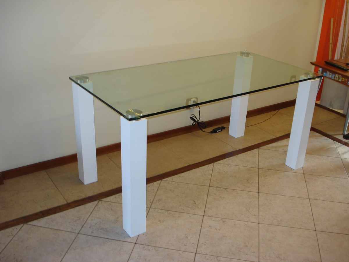 Patas madera para mesas mesa auxiliar madera patas bronce - Patas para mesas ...
