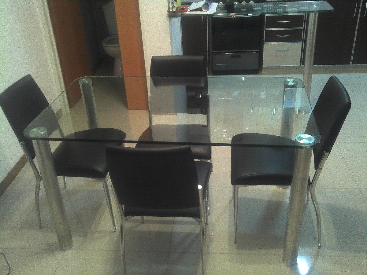 Mesas de vidrio para comedor para with mesas de vidrio for Mesas de comedor de vidrio