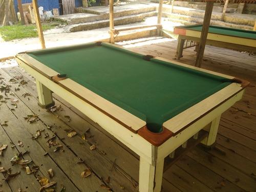 mesas de villar en buen estado