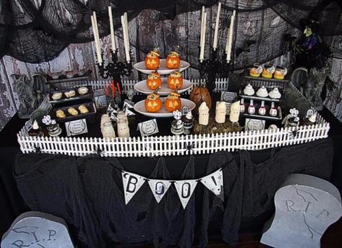mesas dulces fiesta,