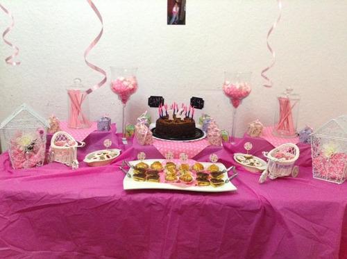 mesas dulces tematicas y decoracion fiestas