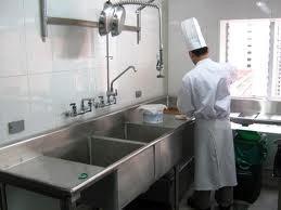 mesas en acero y maquinaria para gastroomia fabricación
