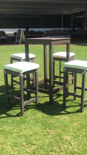 mesas evento sillas