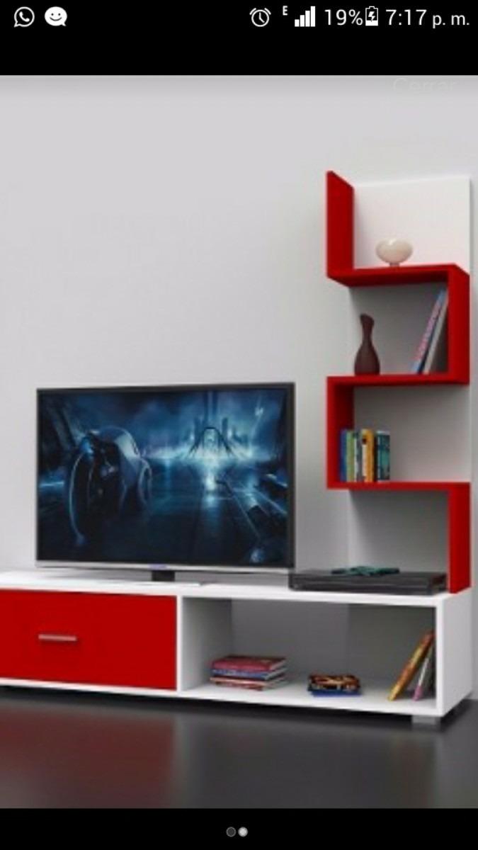 Mesas muebles modernos minimalista para tv somos for Mesas para muebles modernas