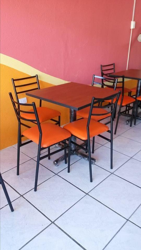 Mesas para comedor bar cocinas muebles de oficina u s for Muebles de oficina de calidad