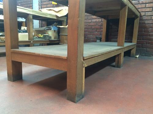 mesas para encuadernación