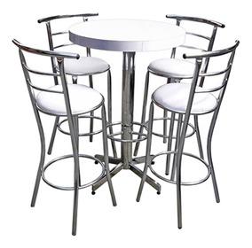 Mesas Para Restaurante Bar Antro Cafeteria Lounge Terraza C