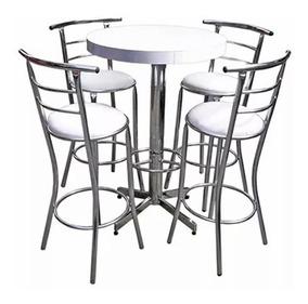 Mesas Periqueras Para Restaurante Bar Cafeteria Terraza Ch60