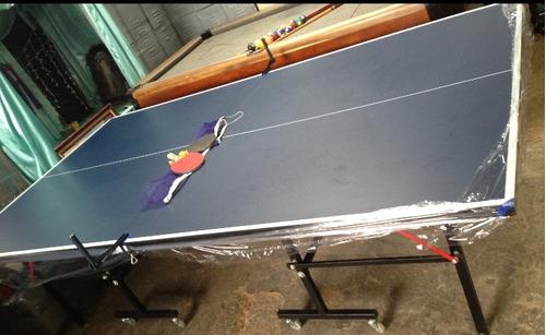 mesas ping pong profesionales nuevas